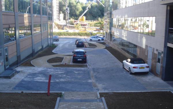 WOLUWE-SAINT-LAMBERT – Remise en état de 2 routes longeant les bâtiments 83 et 79 avenue Marcel Thiry