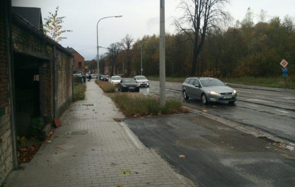 BEAUVECHAIN – Avenue du Centenaire et chaussée de Louvain