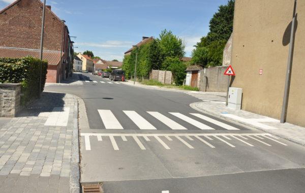 LASNE – Rue de la Bachée