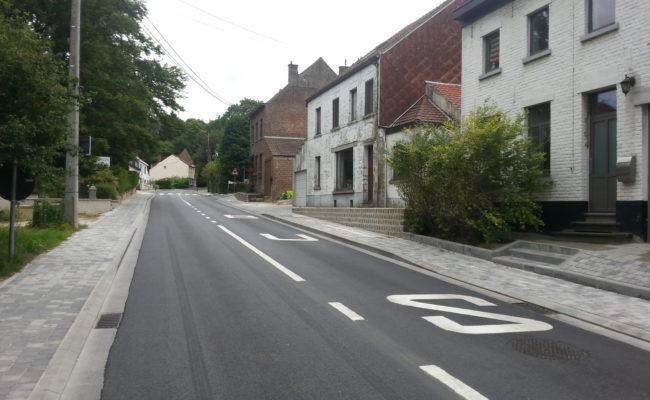 Lasne – Pont -Trottoirs