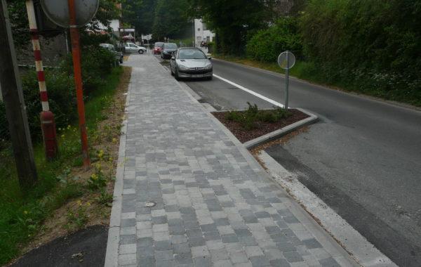 LASNE – Rue du Pont – chaussée de Rixensart