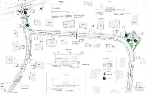 RIXENSART – PIC 2013-2016 – Amélioration et égouttage du quartier du Panorama
