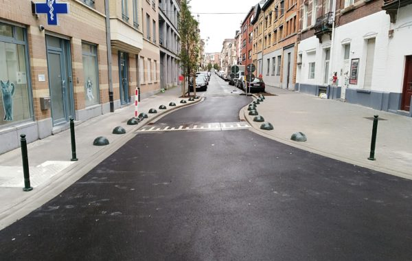 MOLENBEEK-SAINT-JEAN – Rue Bouvier