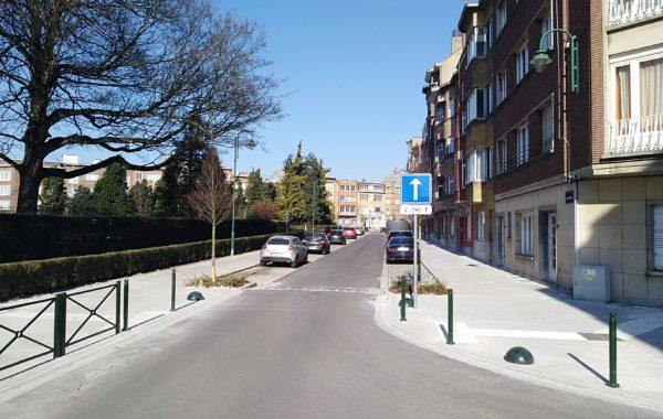 MOLENBEEK-SAINT-JEAN – Rue Melpomène