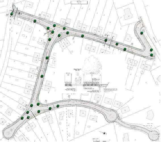 WAVRE – Aménagement et égouttage de diverses rues