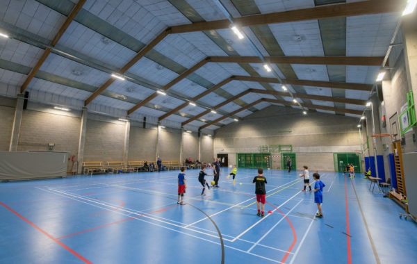 MANAGE – Eclairage sportif